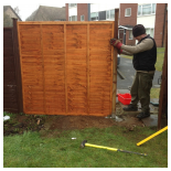 Our Work - Fencing